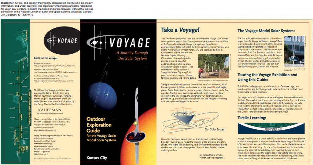 Kansas City Tour Brochure