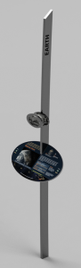 Mark II Earth Stanchion, all design and content © 2019 National Center for Earth and Space Science Education