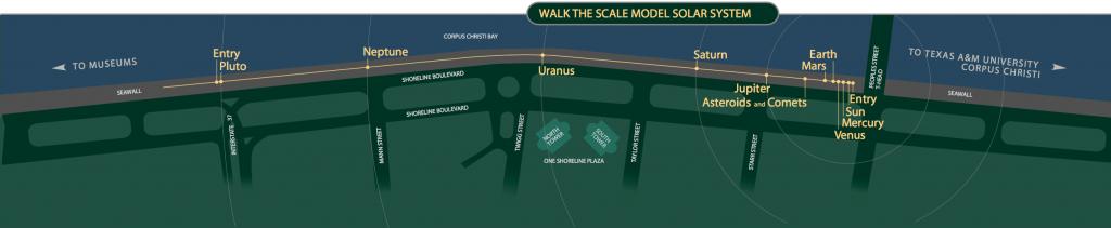 Corpus Christi Site Map